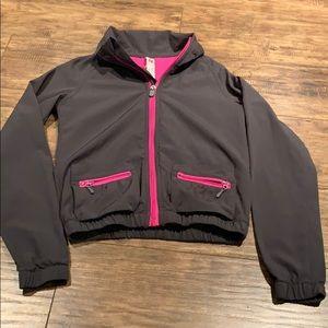 Triple flip jacket